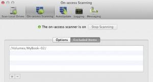 О настройках Sophos Anti-Virus (Mac)